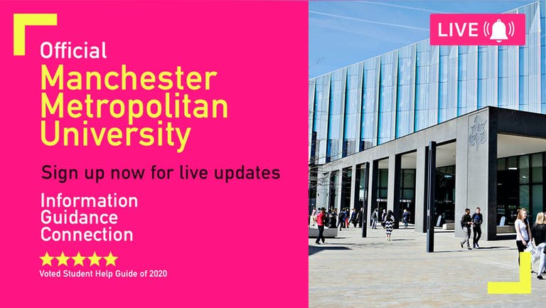 Manchester Freshers Week 2021 - Free Registration