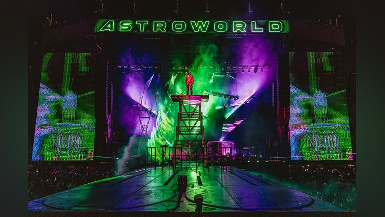 ASTROWORLD - London's Biggest Hip-Hop Day Party (6PM - 11PM)