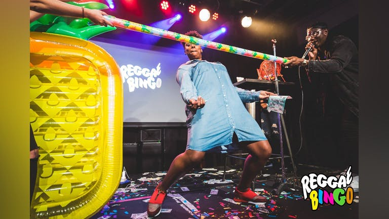 Reggae Bingo Birmingham - Fri 25th June