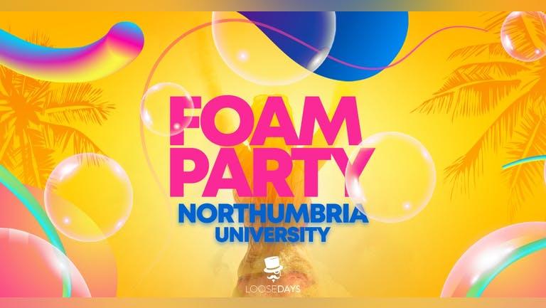 The Loosedays Northumbria Uni Foam Party   7th October