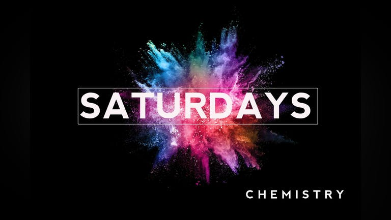 Chemistry - Saturday 21st August