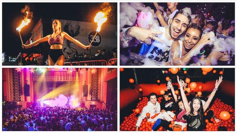 Brighton Freshers 2021 - FREE SIGN UP! - The BIGGEST Events in Brighton!