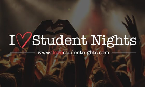 I Love Student Nights Manchester