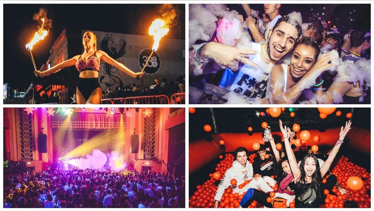 The Birmingham Freshers Wristband 2021 - FREE SIGN UP! - The BIGGEST Events at Birmingham's BEST Venues such as PRYZM, Rosies, Players & more!