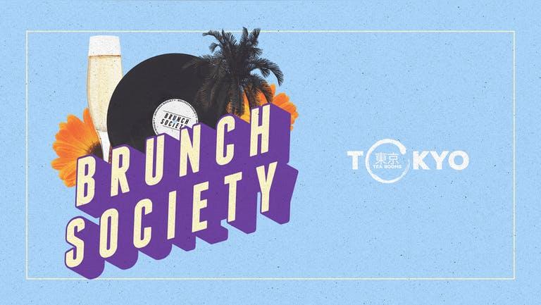 Brunch Society - Saturday 7th August