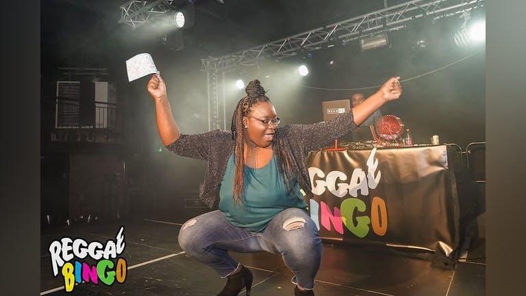 Reggae Bingo Birmingham - Fri 10th Dec (Xmas special)