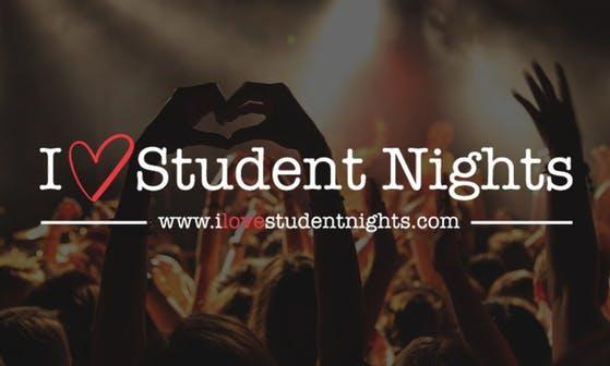 I Love Student Nights Glasgow