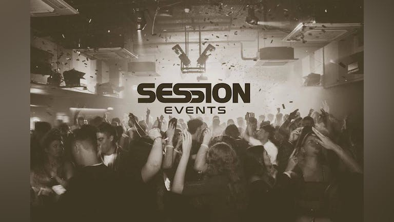 Session Freshers Welcome Party Sunday 19th At Moo Moo & Mosh