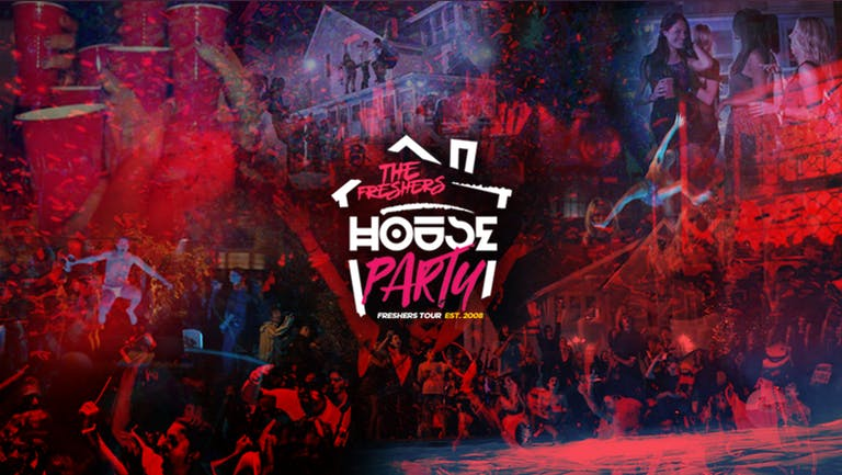 Freshers House Party   Coventry Freshers 2021 - Tickets Still Available Online!