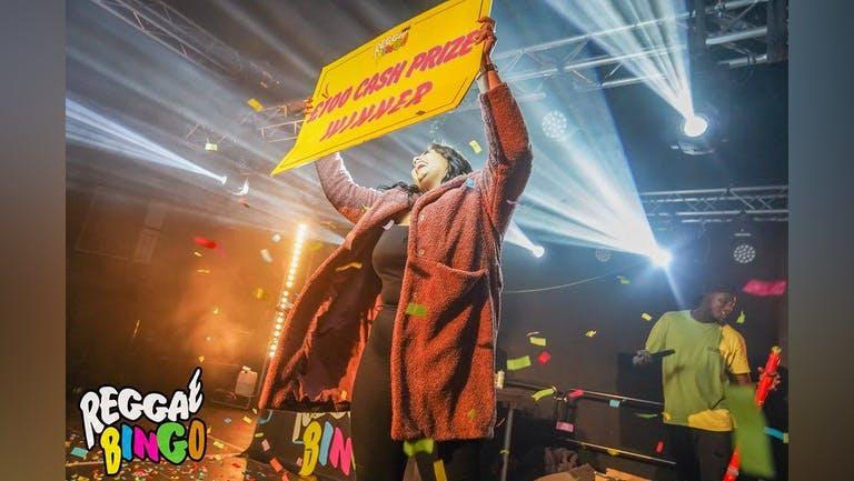 Reggae Bingo Manchester - Fri 27th Aug (2021 Reopening)