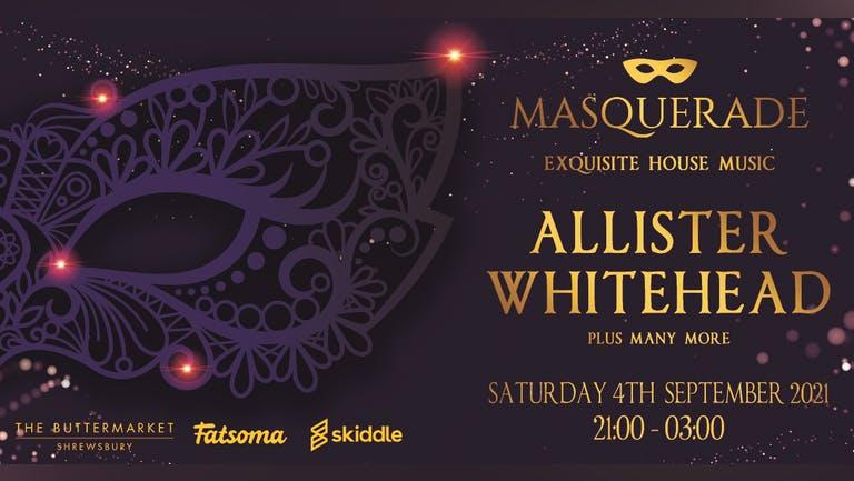 Masquerade - Exquisite House ft. Allister Whitehead