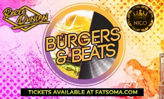Burgers & Beats