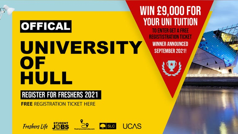 University of Hull Freshers Week 2021 - Sign up now! Hull Freshers Week Passes & more