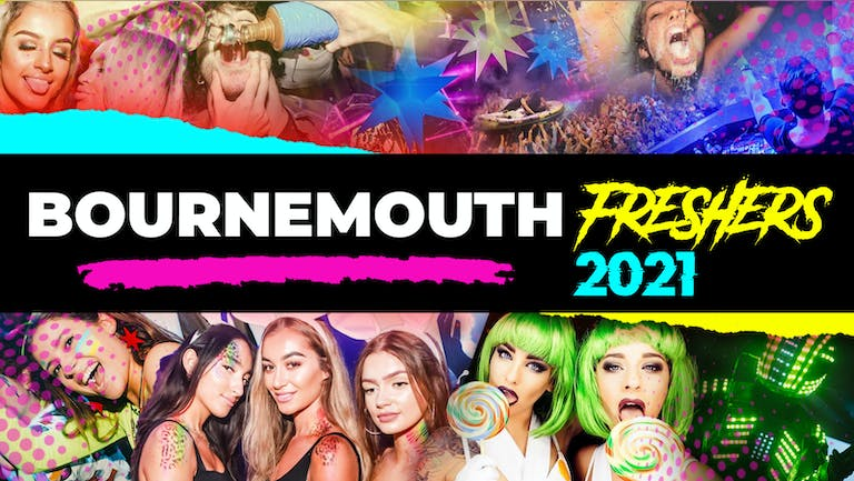 Bournemouth Freshers Week 2021 - Free Registration (Exclusive Freshers Discounts, Jobs, Events)