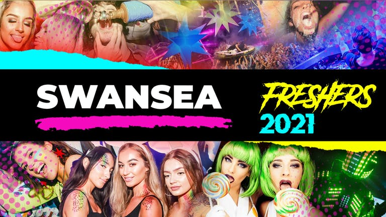 Swansea Freshers Week 2021 - Free Registration (Exclusive Freshers Discounts, Jobs, Events)