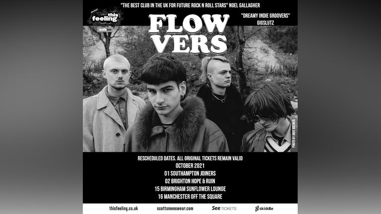 This Feeling: Flowvers + Support