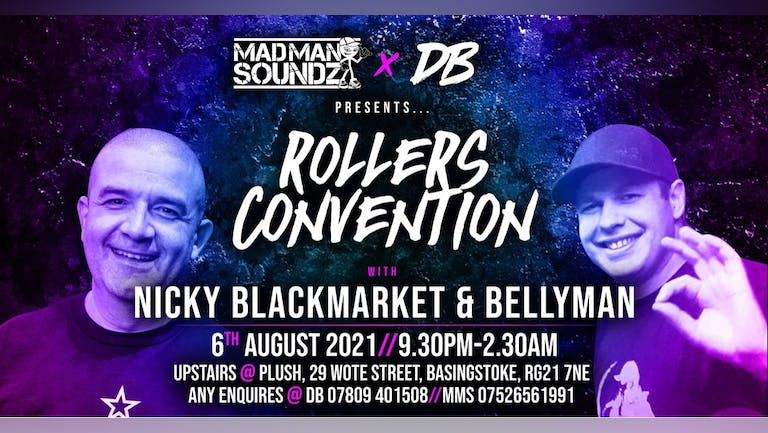 madmansoundz and DB promotions