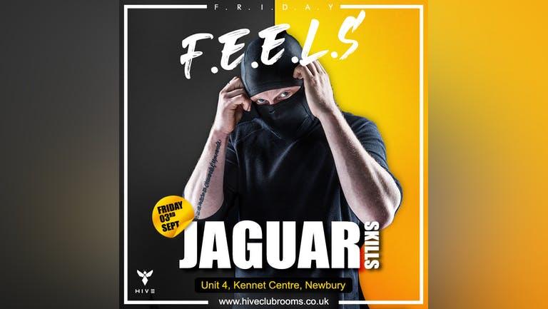 NEWBURY : Friday F.E.E.L.S -  Jaguar Skills (Radio 1 & Radio 1xtra)