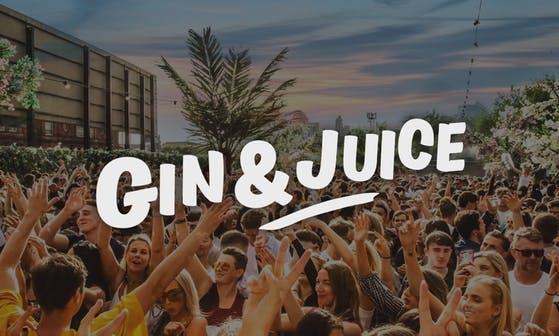 Gin & Juice : Cardiff