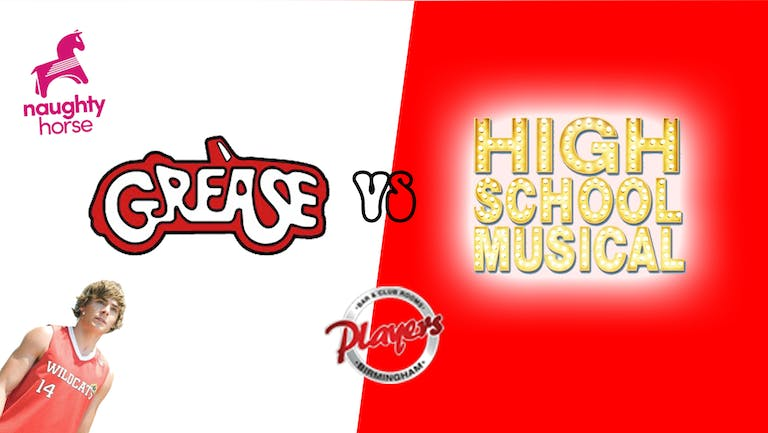GREASE Vs HIGH SCHOOL MUSICAL Night - Players! Birmingham Freshers 2021! [Sell Out Warning!]