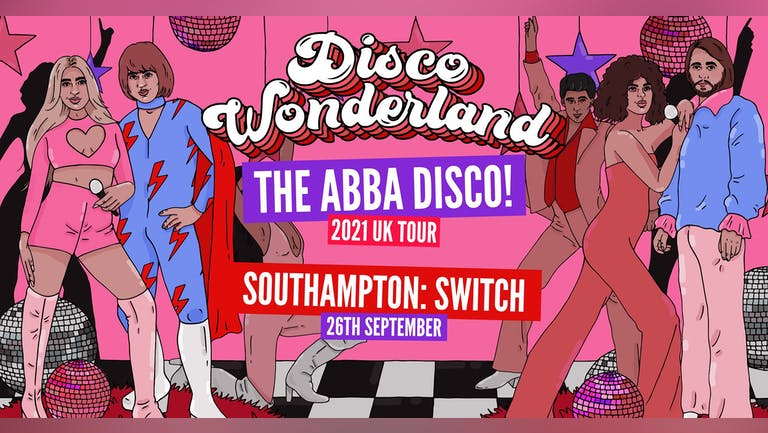 ABBA Disco Wonderland: Southampton