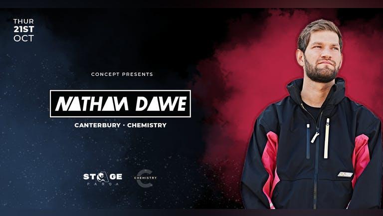 Concept. presents Nathan Dawe LIVE - 21.10.21