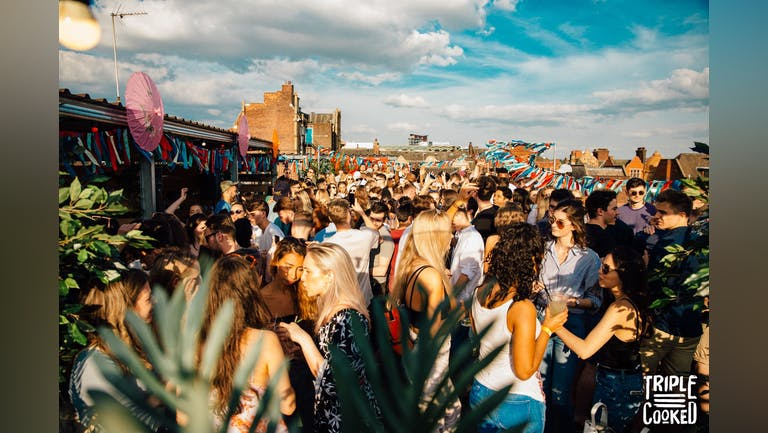 Triple Cooked: Sheffield - Bank Holiday Garden Party