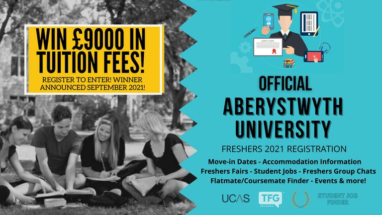 Aberystwyth University 2021 Freshers Guide. Sign up now for important freshers information! Aberystwyth Freshers Week