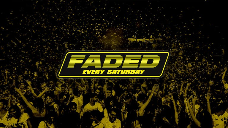 FADED EVERY SATURDAY - LONDON'S BIGGEST & ONLY STUDENT SATURDAY // FRESHERS LAUNCH PART 1