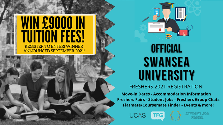 Swansea University 2021 Freshers Guide. Sign up now for important freshers information! Swansea University Freshers Week