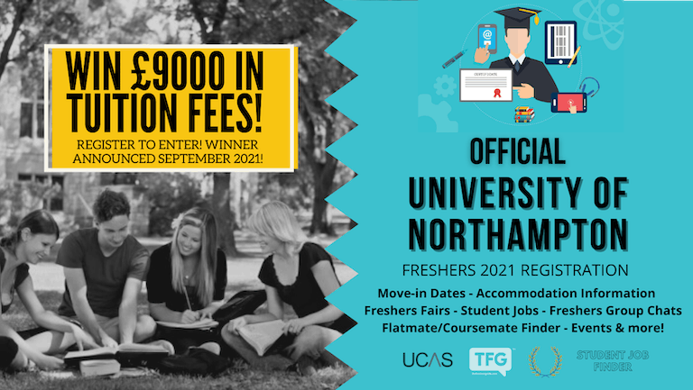 University of Northampton 2021 Freshers Guide. Sign up now for important freshers information! University of Northampton Freshers Week