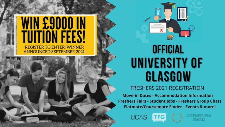 University of Glasgow 2021 Freshers Guide. Sign up now for important freshers information! University of Glasgow Freshers Week
