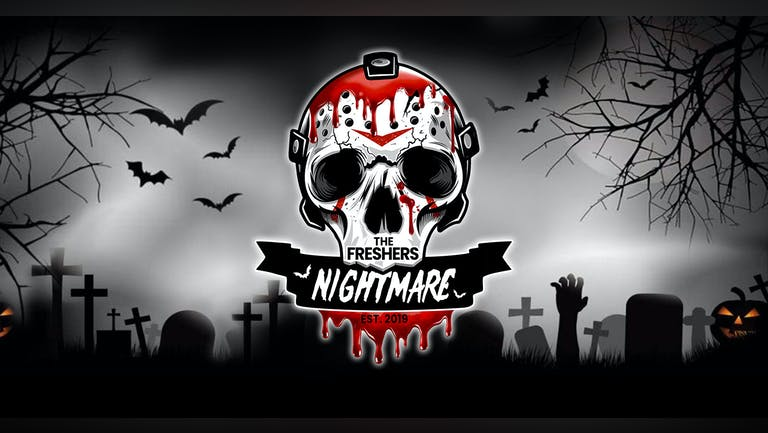 The Big Freshers Halloween Nightmare: ABERYSTWYTH