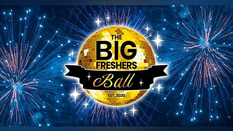 The Big Freshers Ball: BRIGHTON  - TONIGHT - FINAL CHANCE TO BOOK