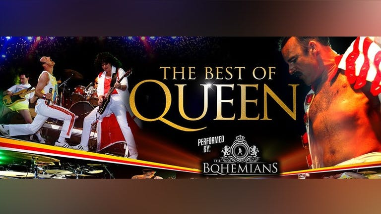 Queen Tribute The Bohemians
