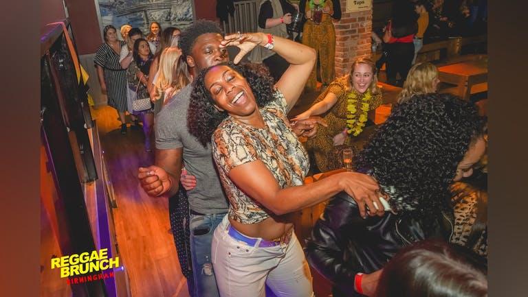 The Reggae Brunch Birmingham - Sat 30th Oct