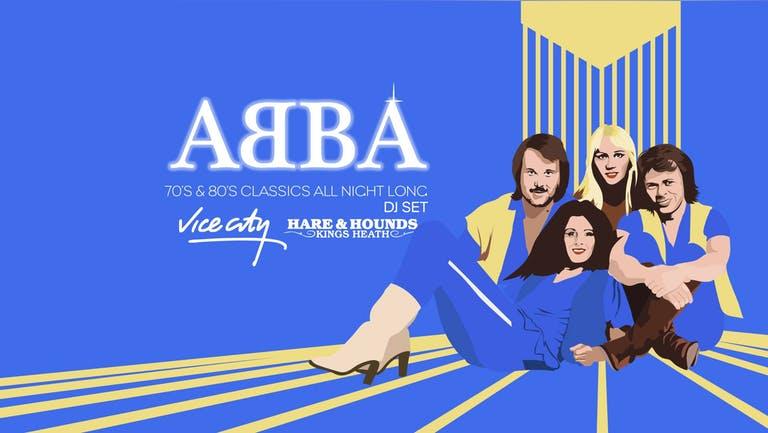 ABBA Night Birmingham - 24th September