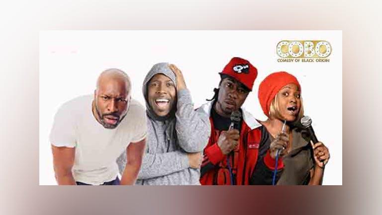 COBO : Comedy Shutdown Black History Month Special - Holborn