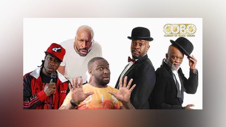 COBO : Comedy Shutdown Black History Month Special - Harrow