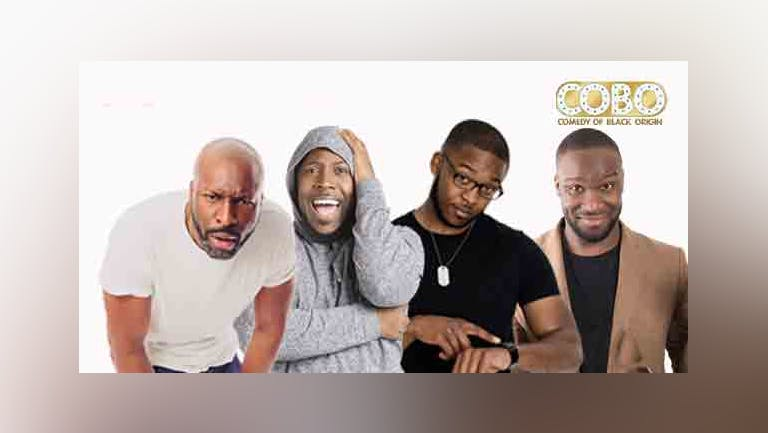 Comedy Shutdown : Black History Month Special - Nottingham