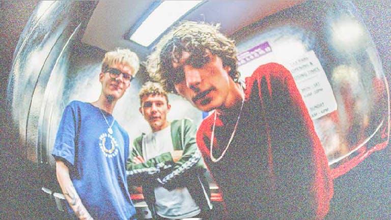 BILK | Sheffield, Sidney & Matilda