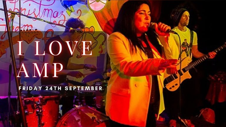I LOVE AMP | Plymouth, Annabel's Cabaret & Discotheque