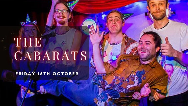 THE CABARATS   Plymouth, Annabel's Cabaret & Discotheque