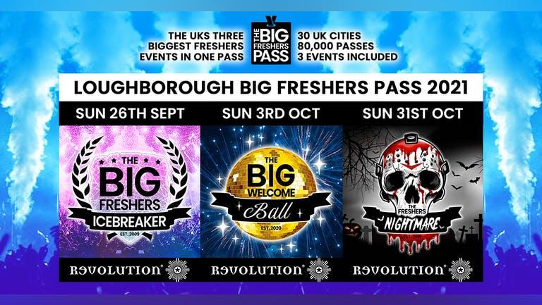 The Big Freshers Pass: Loughborough