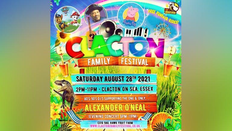 Clacton Family Festival 2021
