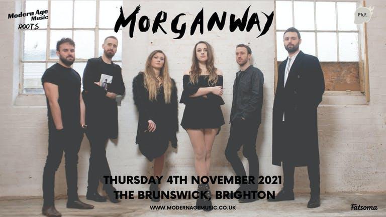Morganway live at The Brunswick, Brighton