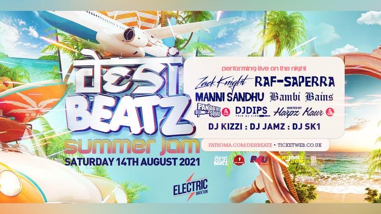 Desi Beatz : SUMMER JAM!