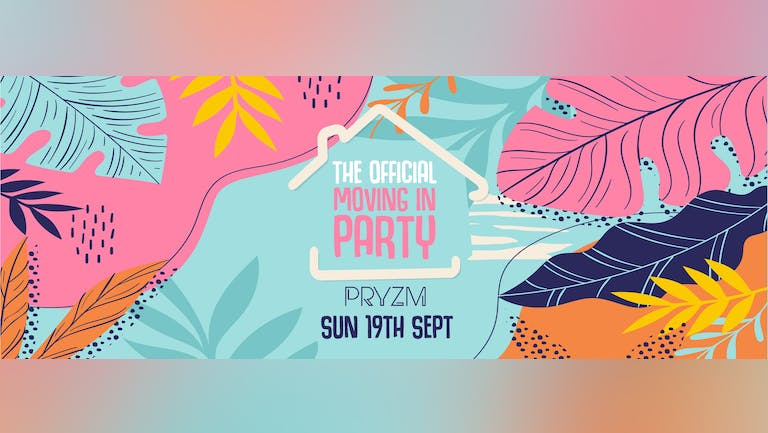 The Official Birmingham Freshers Moving in Party @ PRYZM! // Birmingham Freshers 2021  - NIGHTCLUBS ARE BACK!