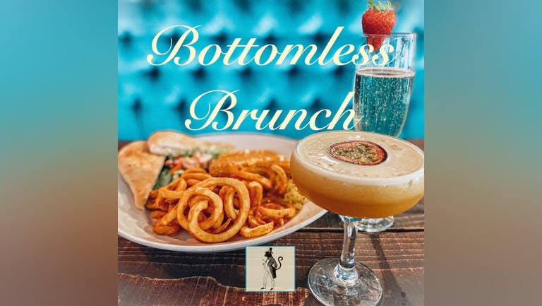 Bottomless Brunch 2.30pm on August 14th