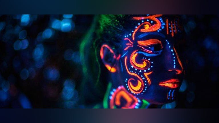 Freshers Glitter & Glow Party Saturday 25th Sept At Moo Moo & Mosh